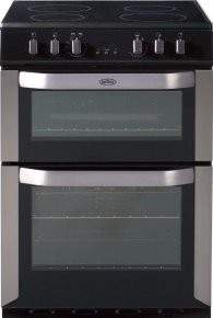 Belling FSE60DOPSS Electric Cooker