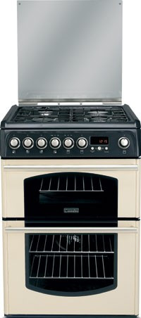 Cannon C60DTXF Stainless Steel Traditonal Dual Fuel Cooker With Fsd