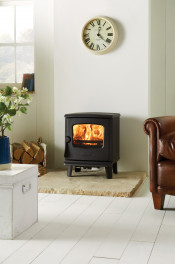 Dovre 225CBS Wood Burning Stove - Anthracite