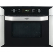 Belling BI60COMW Built In Combination Microwave - Stainless Steel