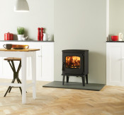 Dovre 525CBW Wood Burning Stove - Anthracite