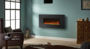 Gazco Radiance 80W Steel Electric Fire
