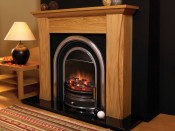 "Flamerite Fires Austen 54"" with Tennyson"