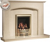 "Be Modern Octavia 51"" Fireplace"