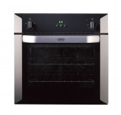 Belling BI60FP Built In Electric Single Oven - Stainless Steel