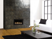 Gazco Studio 1 Glass Fronted Balanced Flue Gas Fire