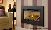 Crystal Boston He Remote Control Gas Fire