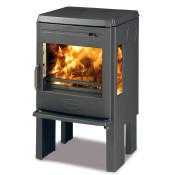Dovre Astroline 350CB Wood Burning Stove - Anthracite