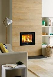 Dovre Zen 100 Wood Burning Cassette Fire