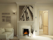 Dimplex Exbury LED Electric Fire
