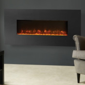 Gazco Radiance 100W Steel Electric Fire