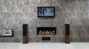 Gazco Studio 2 Open Fronted Gas Fire