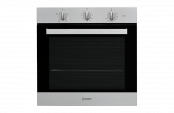 Indesit IFW6230IX Built In Electric Single Oven - Stainless Steel