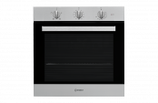 Indesit IFW6330IX Built In Electric Single Oven - Stainless Steel