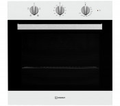 Indesit IFW6330WH Built In Electric Single Oven - White
