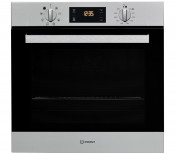 Indesit IFW6340IX Built In Single Electric Oven - Stainless Steel