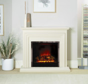 Be Modern Carina/Avensis Eco Electric LED Suite - Ivory