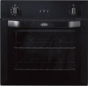 Belling BI60MF Electric Single Oven - Black