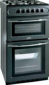 Belling Forum 335 Electric Cooker with Separate Grill in Anthracite