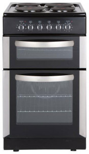 Belling FSE50FDO Double Oven Electric Cooker - Stainless Steel