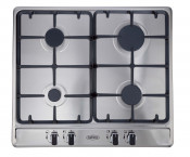Belling Mk2 GHU60GC 4 Burner Gas Hob - Stainless Steel
