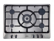 Belling MK2 GHU70GC 5 Burner Gas Hob - Stainless Steel