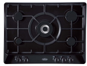 Belling MK2 GHU70GC 5 Burner Gas Hob - Black