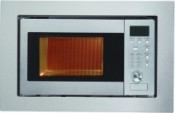 Belling UWM60 Built-In Microwave - Stainless Steel