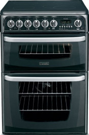 Cannon C60EKK Kendal Electric Cooker - Black