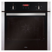 CDA SK200SS Stainless Steel Single Fan Oven With Timer
