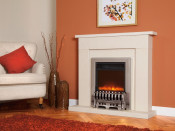 Celsi EF16RSRE2 Electriflame Royale Electric Fire - Silver