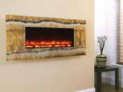 Celsi EFH11ZBRE Electriflame Zimbali 1100 Wall Mounted Electric Fire