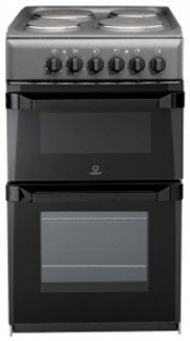 Indesit IT50GA Anthracite Gas Cooker