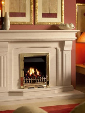 Kinder KF200N Oasis Low Lintel Manual Control Gas Fire