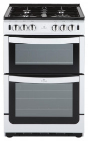 New World NW551GTC Gas Cooker - White