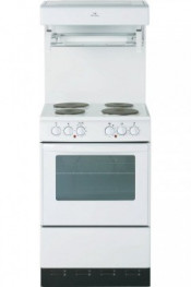 New World NW55HLGEW Electric Cooker with High Level Grill - White