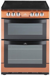 New World NW601EDO Electric Double Oven Cooker - Copper