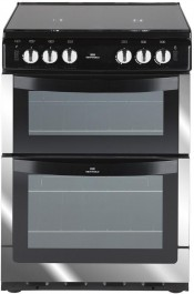 New World NW601GDOL Chrome Gas Cooker