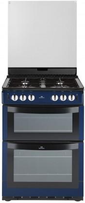 New World NW601GDOL Metallic Blue Gas Cooker
