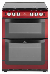 New World NW601GTCL Gas Cooker - Metallic Red