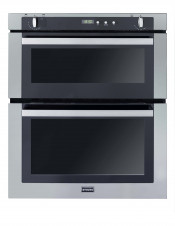 Stoves SGB700PS Gas Double Oven - Stainless Steel