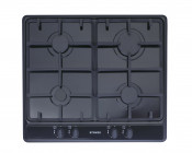 Stoves SGH600C 4 Burner Gas Hob - Black