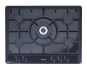 Stoves SGH700CBLK 5 Burner Gas Hob - Black