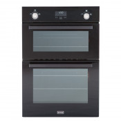 Stoves Professional 444440933 Gas Double Oven - Black