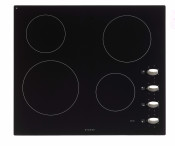 Stoves SEH600CR MK2 Ceramic Hob - Black