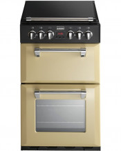 Stoves 444441979 Richmond Ceramic Electric Cooker - Champagne