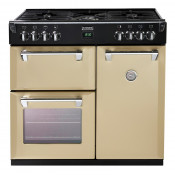 Stoves Richmond 900GT Gas Range Cooker - Champagne