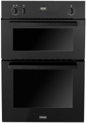 Stoves SEB900FPS 60cm Integrated Electric Double Oven - Black