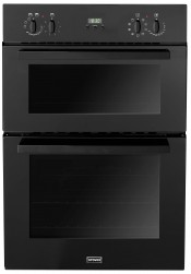 Stoves SEB900MFS Built-In Multifunction Electric Double Oven - Black