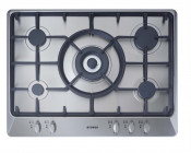 Stoves SGH700CSS 5 Burner Gas Hob - Stainless Steel